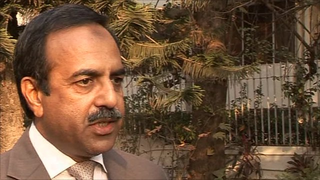 Fazal ur Rahman, the Head of China's studies centre