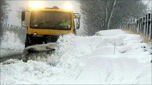 Snow plough (generic)