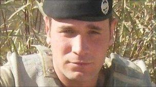 Lance Corporal Craig Murfitt