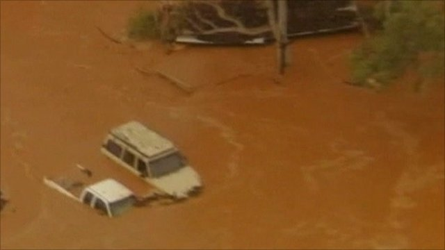 Extreme weather conditions spread across Australia