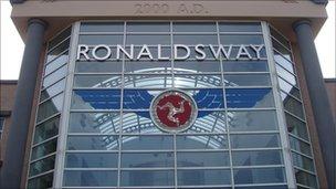 Ronaldsway Airport