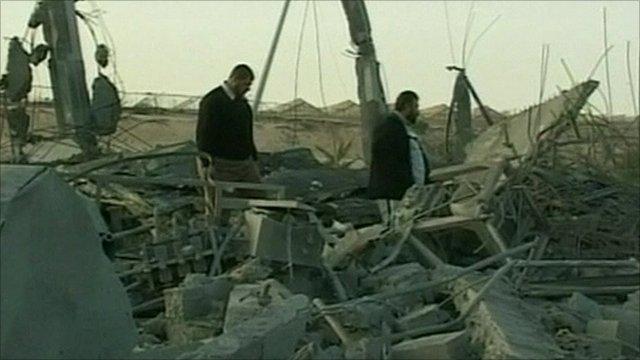 Fresh Israeli strikes on Gaza amid increasing attacks from both sides