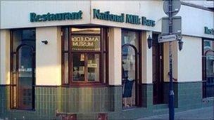 Aberystwyth's National Milk Bar