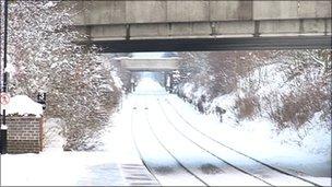 Bromsgrove station