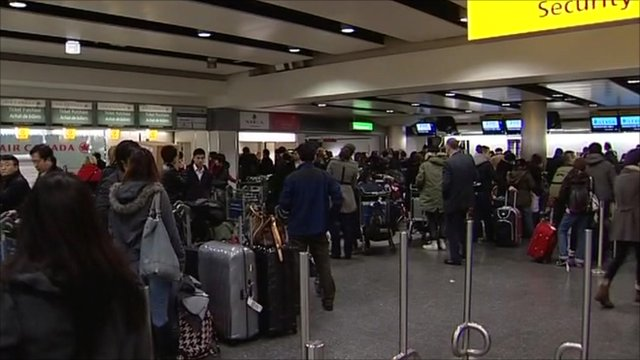 Heathrow Airport plans to run two-thirds of flights