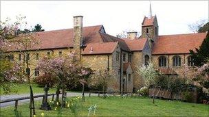 Chilworth Friary