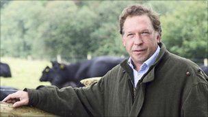 Mark Bury, Eversfield Farm