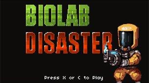 Screengrab of Biolab Disaster, D Szablewski