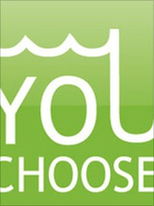 You Choose graphic