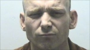 John McDonagh who is wanted for distraction burglaries