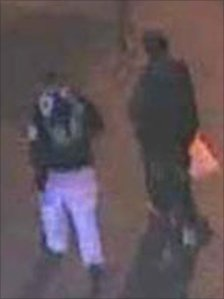 Two men police want to trace over Mansfield sex attack