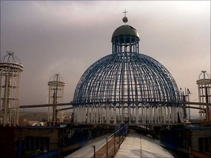 Cathedral central dome