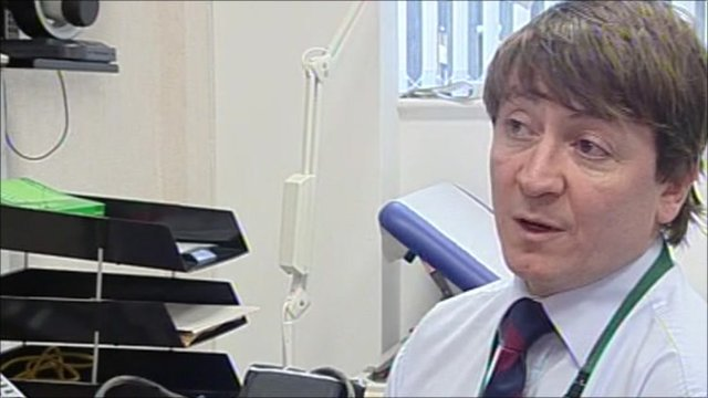 GP Dr Alan Maguire