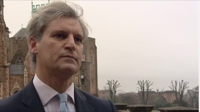 Mark Moore, the head of Clifton College