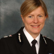 Chief Constable of Thames Valley Police Sara Thornton