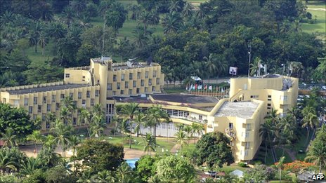 Golf Hotel in Abidjan