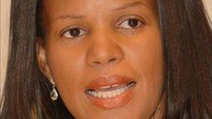 Claudia Webbe