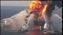 The Deepwater Horizon explosion caused 11 deaths