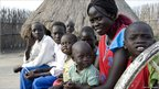 A mother and children in South Sudan (Photo: Rachel Palmer/Save the Children)