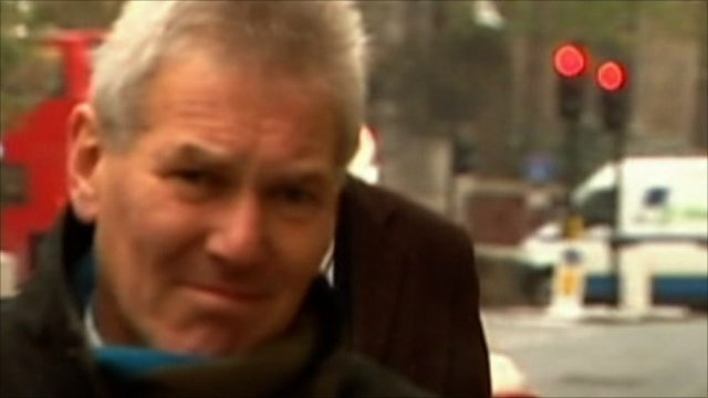 David Chaytor arriving at court