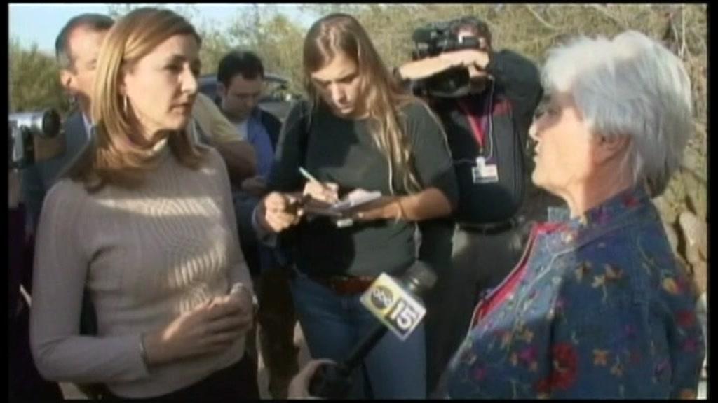 Witness Patricia Maisch