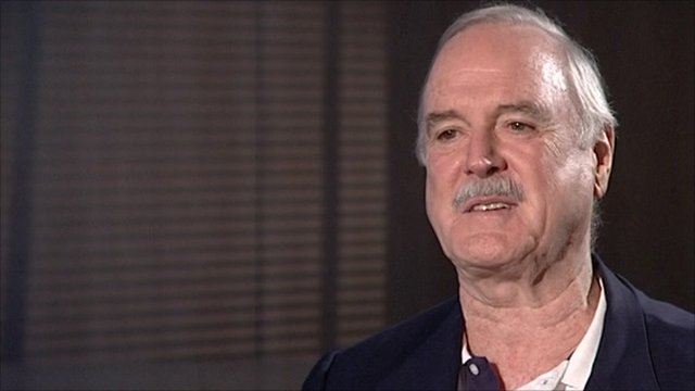 John Cleese takes on his show on the road from May