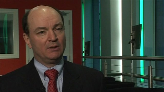The World Bank's Andrew Burns