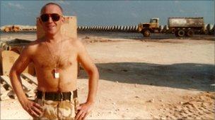 Kerry Fuller in 1991