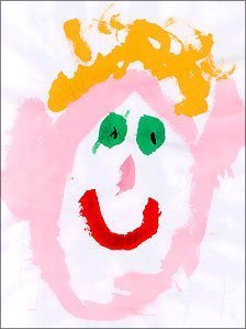 Children's painting
