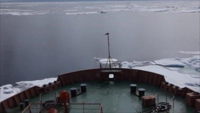 Russia's Arctic region