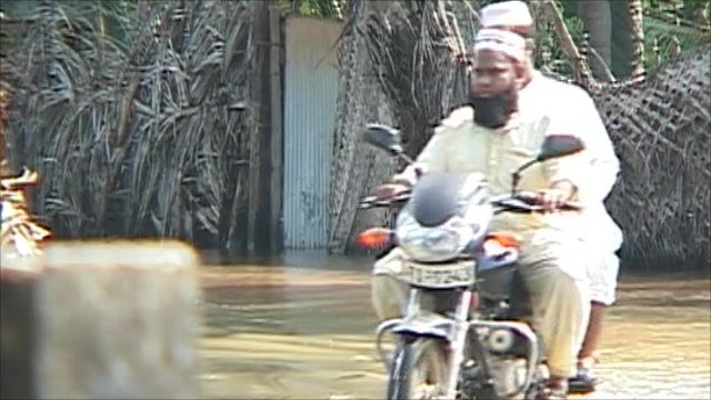 Floods in Sril Lanka
