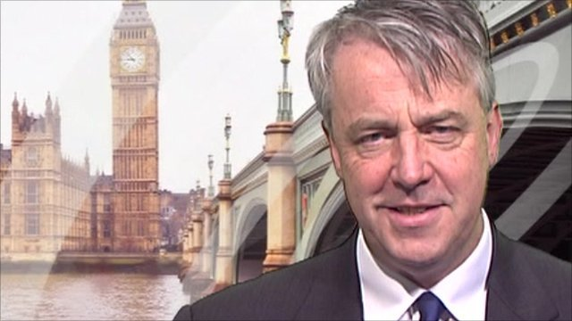 Health Secretary, Andrew Lansley