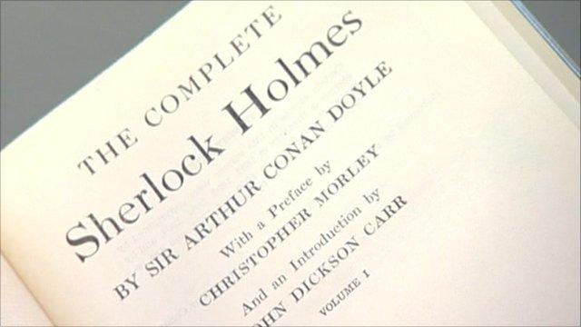 Sherlock Holmes novel