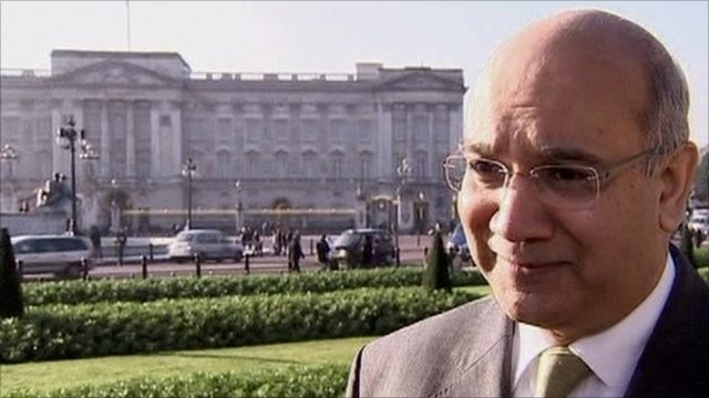 Labour MP, Keith Vaz