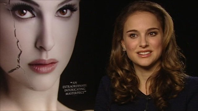 Natalie Portman talks Black Swan