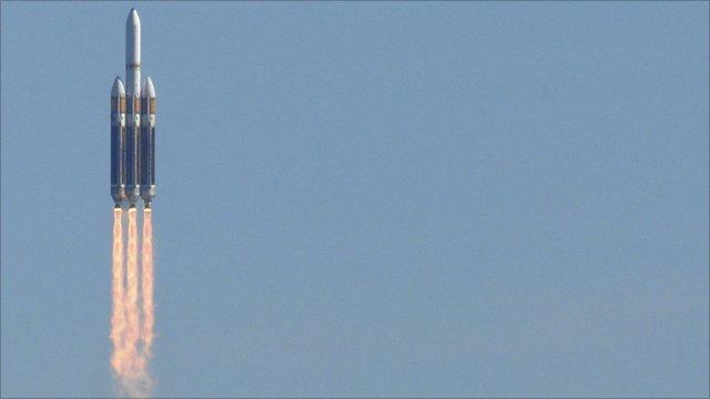 Delta IV Heavy (Reuters)