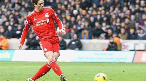50909091 011081495 1 Dua Gol Torres Menangkan Liverpool