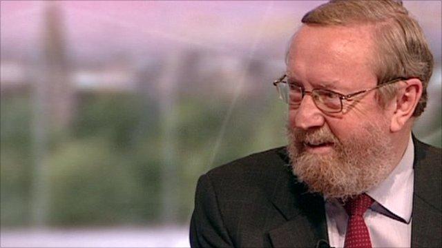 Professor Sir John Beddington