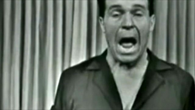 Jack LaLanne's facial work-out