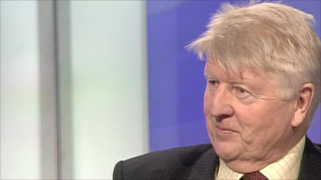 Former MEP Stanley Johnson