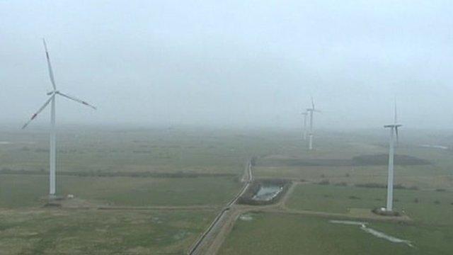 Windfarms