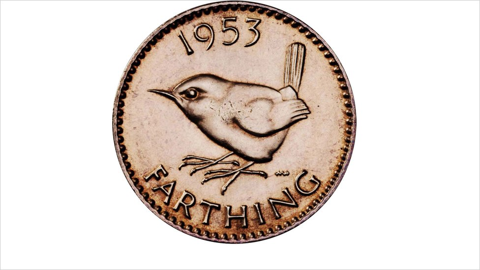 BBC News - In pictures: Pre-decimal currency