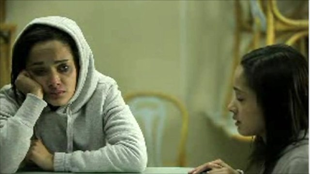 Scene from a Ceop film to warn children to be careful about what they upload and how to seek help if they face problems online.