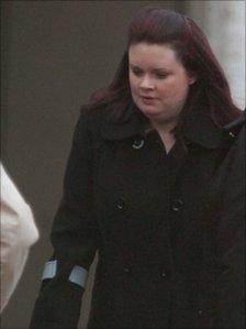 Victoria Fabian outside court (Pic: Philip Toscano)