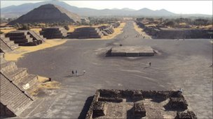 Teotihuacan - Mexico's biggest archaeological site
