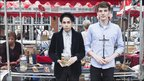 Thomas and Rishi sell animal parts, bones and religious artefacts