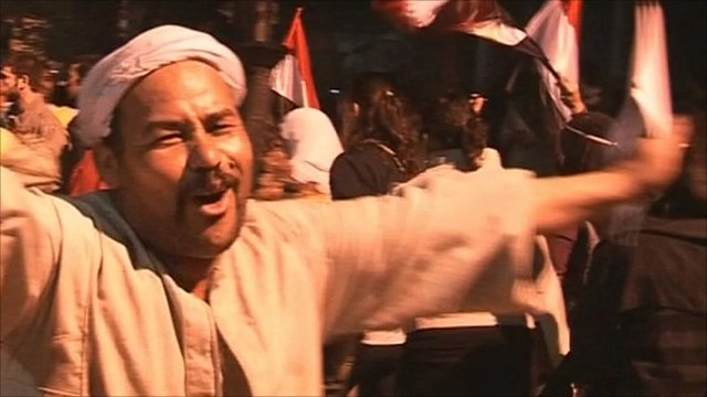 Celebration on Cairo