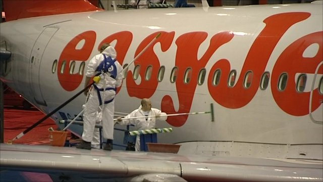 Painting the plane