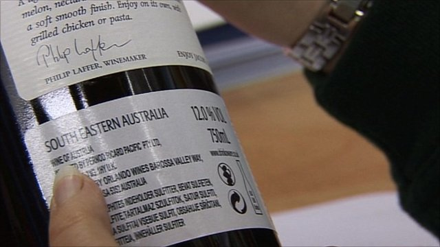 How to spot counterfeit wine