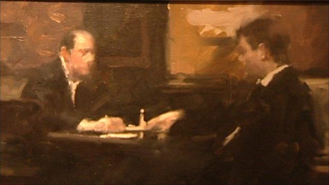 James Hart Dyke's painting